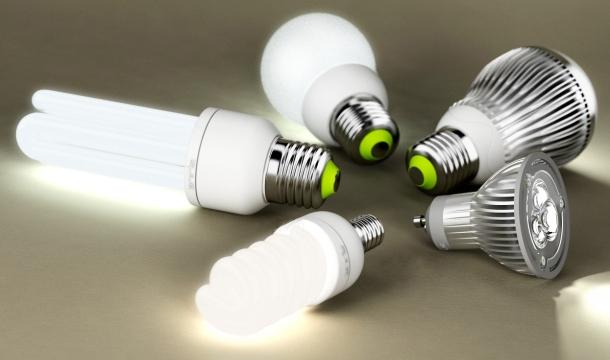 цоколі економних ламп Е14, Е27, Е40
