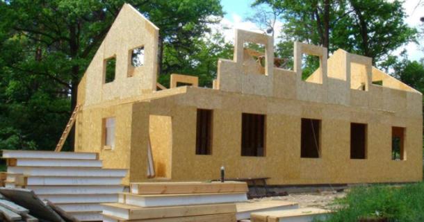 специфіка канадської технології будівництва