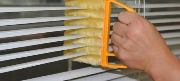 пристрій для чистки жалюзі купити