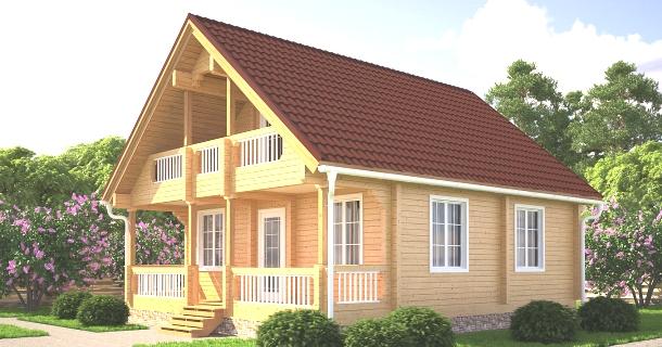 переваги фінських будинків з дерева