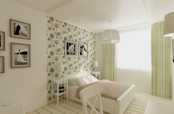 як оформити кімнату в скандинавському дизайні