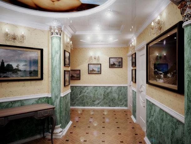 кімната у венеціанському стилі