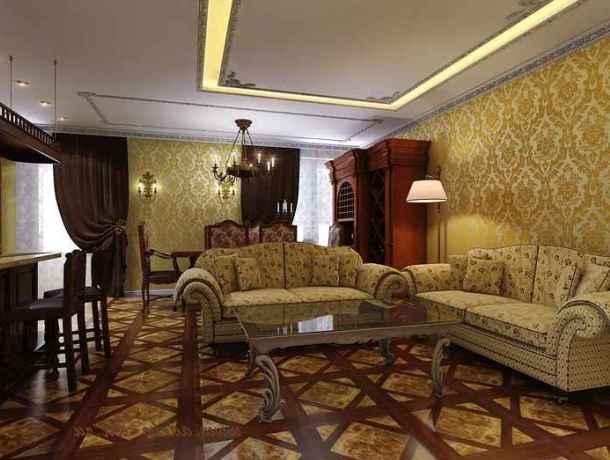 сучасний венеціанський дизайн квартири