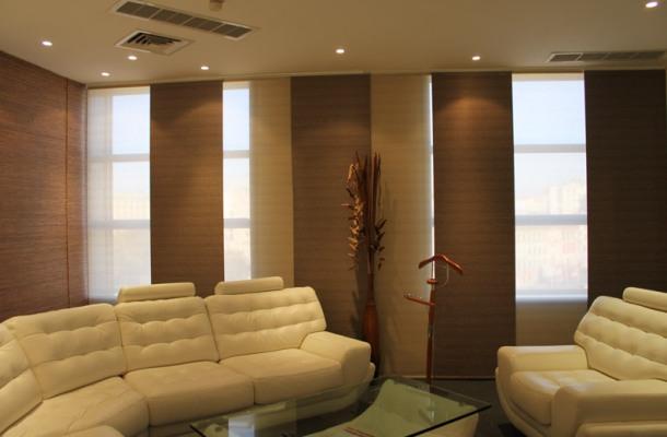 штори в японському стилі для житлових приміщень