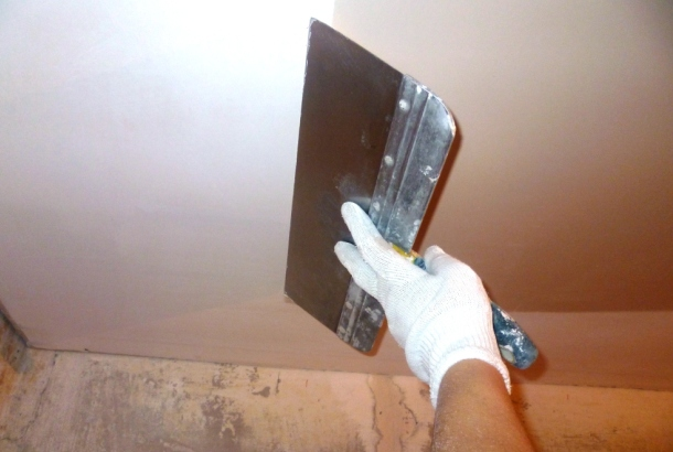 ремонт стелі в квартирі