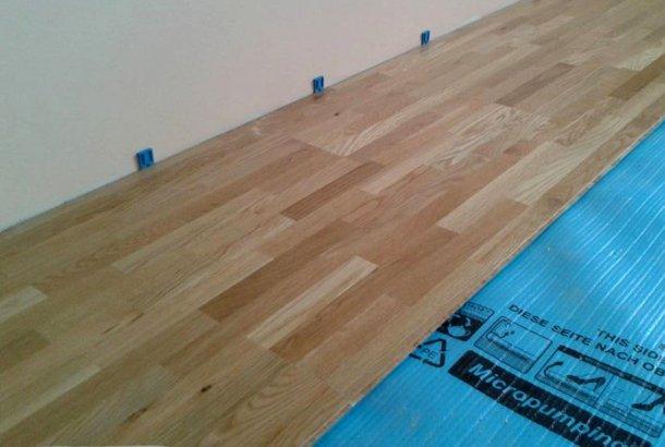 Покриття підлоги у квартирі