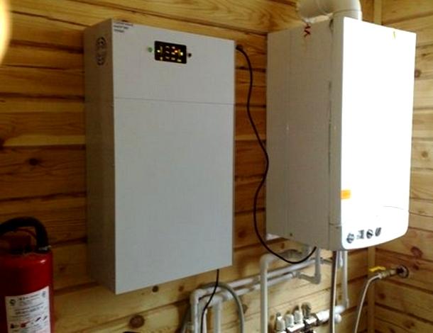 монтаж системи опалення будинку електроенергією