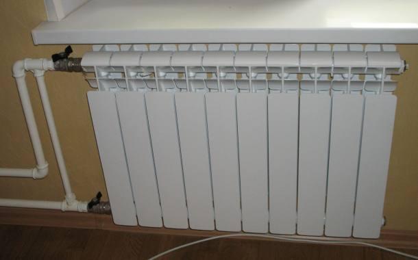 ціни на біметалічні радіатори