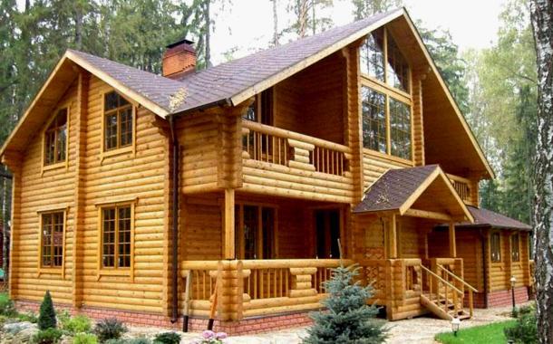 обігрів будинків з дерева