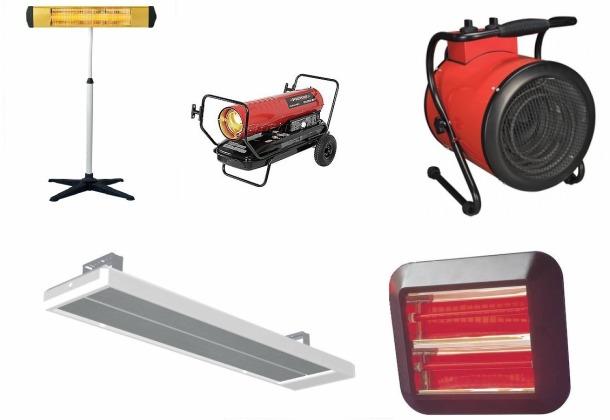 Електрообігрівачі для дому – види й характеристики