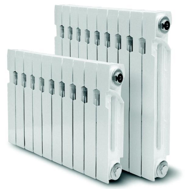 властивості чавунних батарей, сучасні чавунні батареї купити