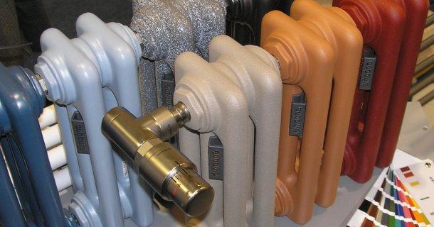 характеристики трубчатих радіаторів