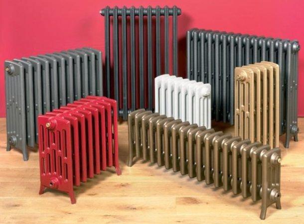 радіатори для електричного опалення, батареї для газового опалення