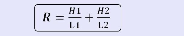 формула розрахунку теплоізоляції фундаменту пінопластом
