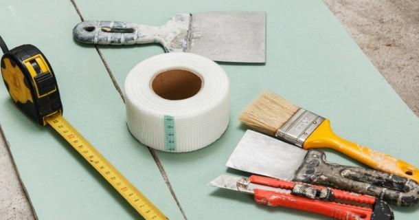 як підготувати стелю під покраску