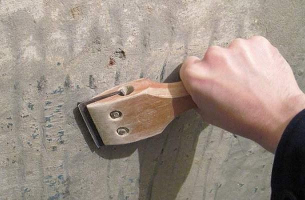 здирання покриття з потолка своїми руками