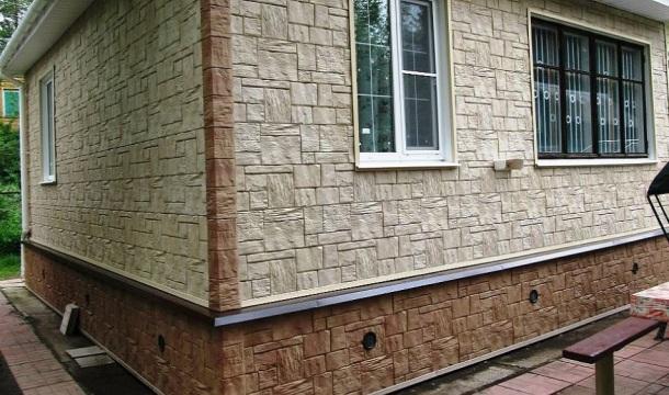 фасадні панелі під натуральний камінь фото