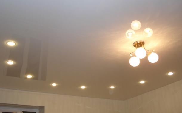 лампи для натяжних стель