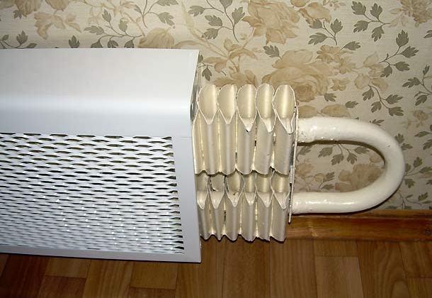 Декоративні решітки для радіаторів опалення
