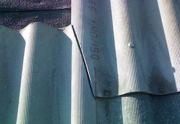 Укладання шиферу на дах – проста інструкція для виконання