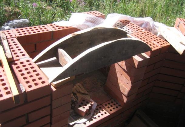 шаблон для арки