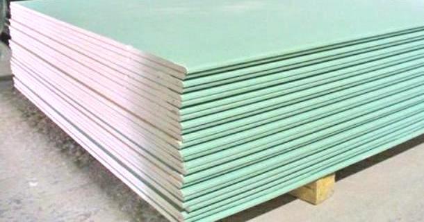 гіпсокартон характеристики властивості форма товщина