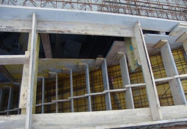опалубка для бетонних сходів своїми руками