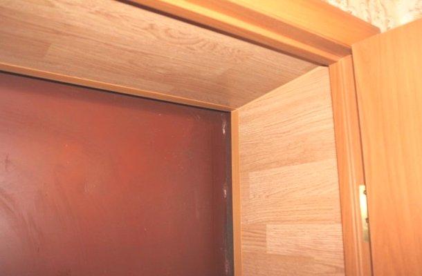 виготовлення дверних укосів з ламінату і пластику