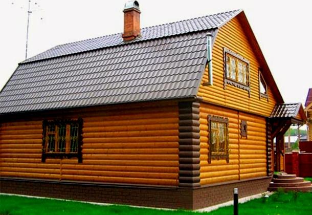 способи облицювання будинку