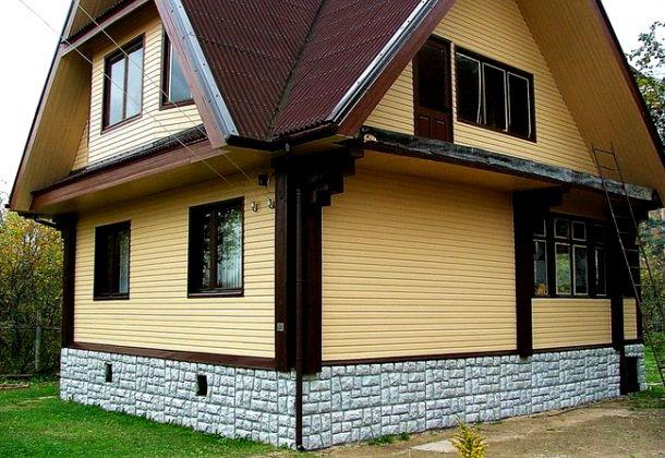 Чим облицювати фасад будинку?
