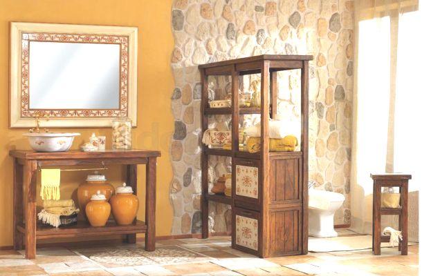 аксесуари і меблі в сільському стилі