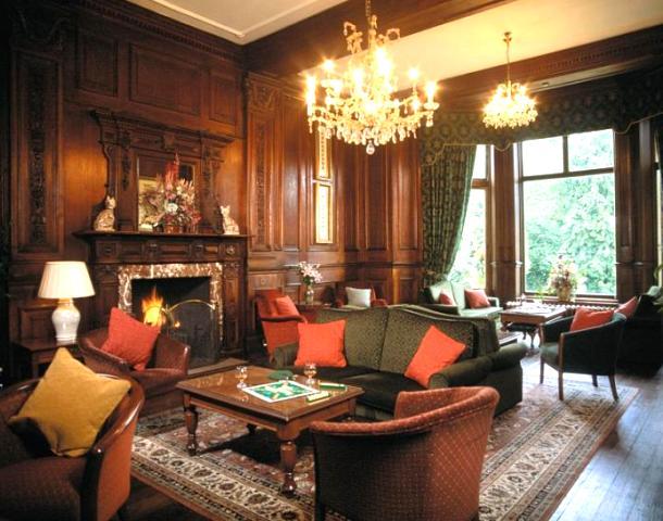 дизайн квартири в англійському стилі