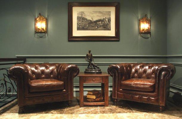 меблі в англійському стилі