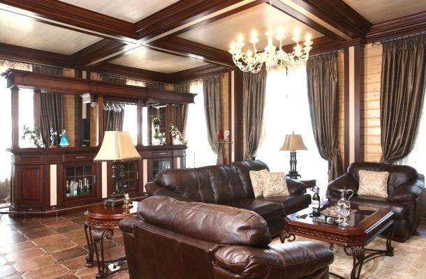 меблі в англійському класичному стилі