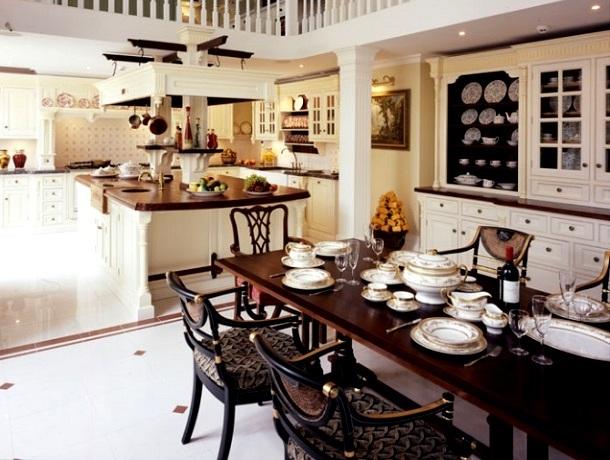 англійська класична кухня