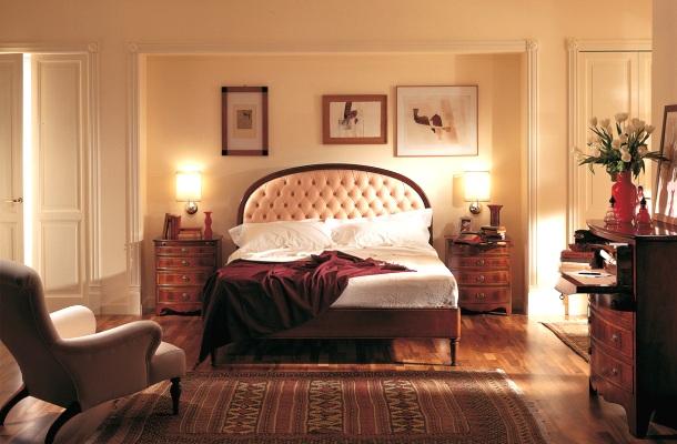 дизайн класичної англійської спальні