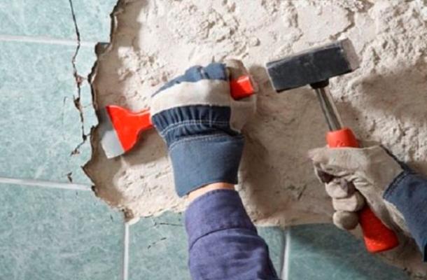 з чого почати ремонт стін