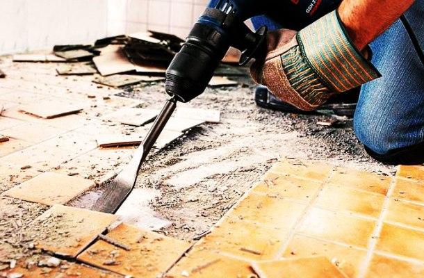 з чого почати ремонт підлоги