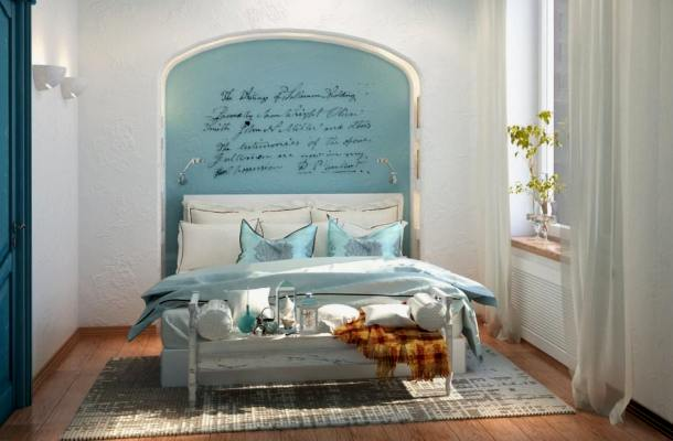 середземноморський дизайн ремонту квартири