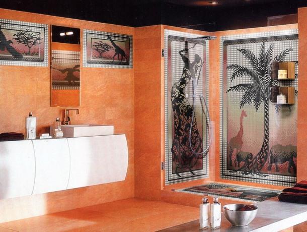 оформлення кімнати в африканському стилі