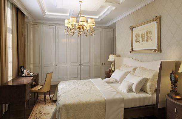 використання елементів класичного дизайну для ремонту квартири