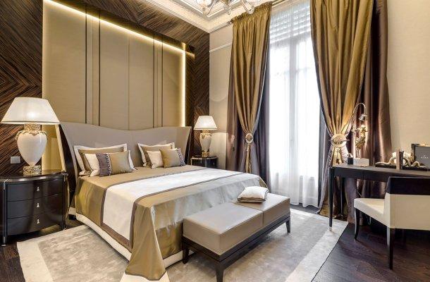 дизайн квартири в стилі класика