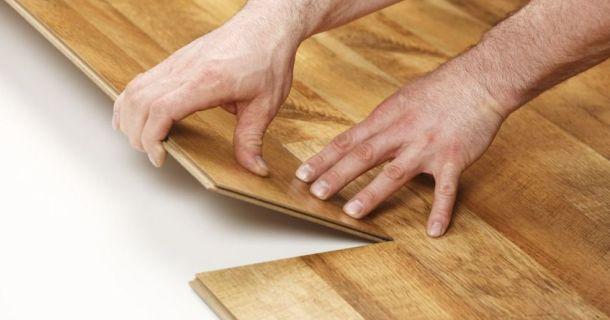 Способи і методи вкладання ламінованої підлоги