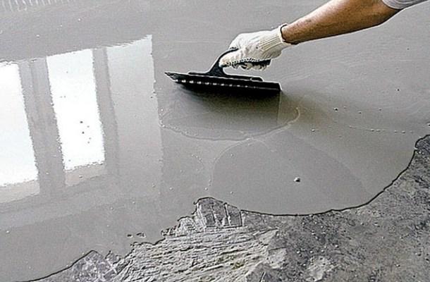 послідовність заливання самовирівнюючої підлоги у квартирі