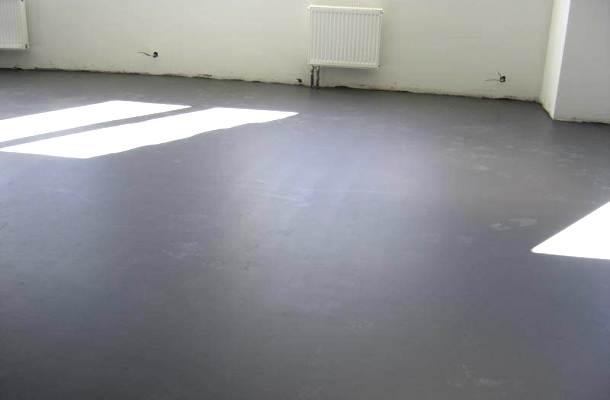 бетонна стяжка у квартирі своїми руками