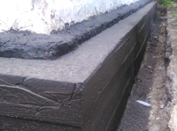 бетонний армопояс фундаменту фото