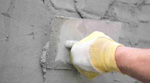 вапняно цементна шпаклівка переваги та особливості