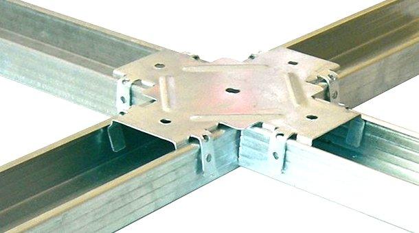 кріплення для металу під гіпсокартон
