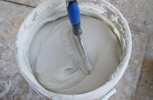 підготовка шпаклівки для покриття стін