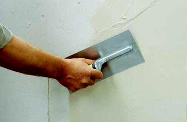 методи шпаклювання стін своїми руками